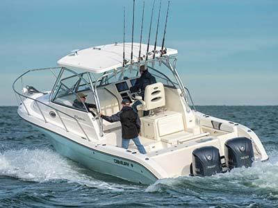 Century Boats 30 Express