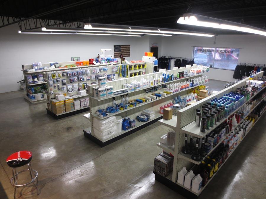 Long Island Marine Supply Store