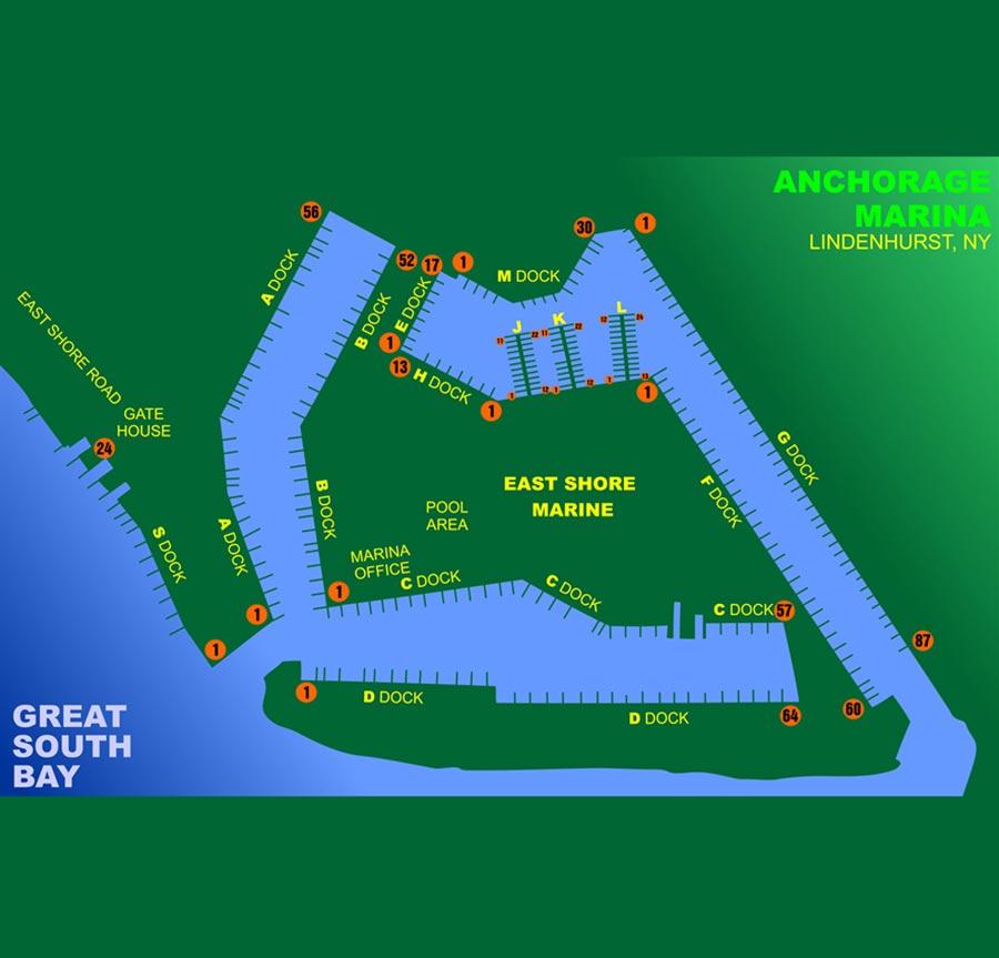 Anchorage Marina - Lindenhurst NY - Long Island