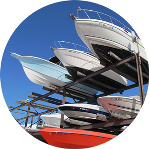 Long Island Hi and Dry Boat Storage Service